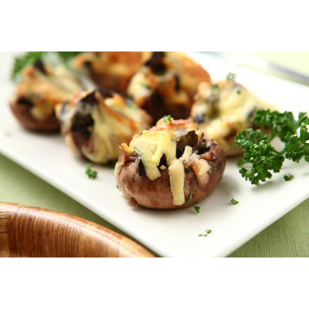 食譜:法式烤田螺
