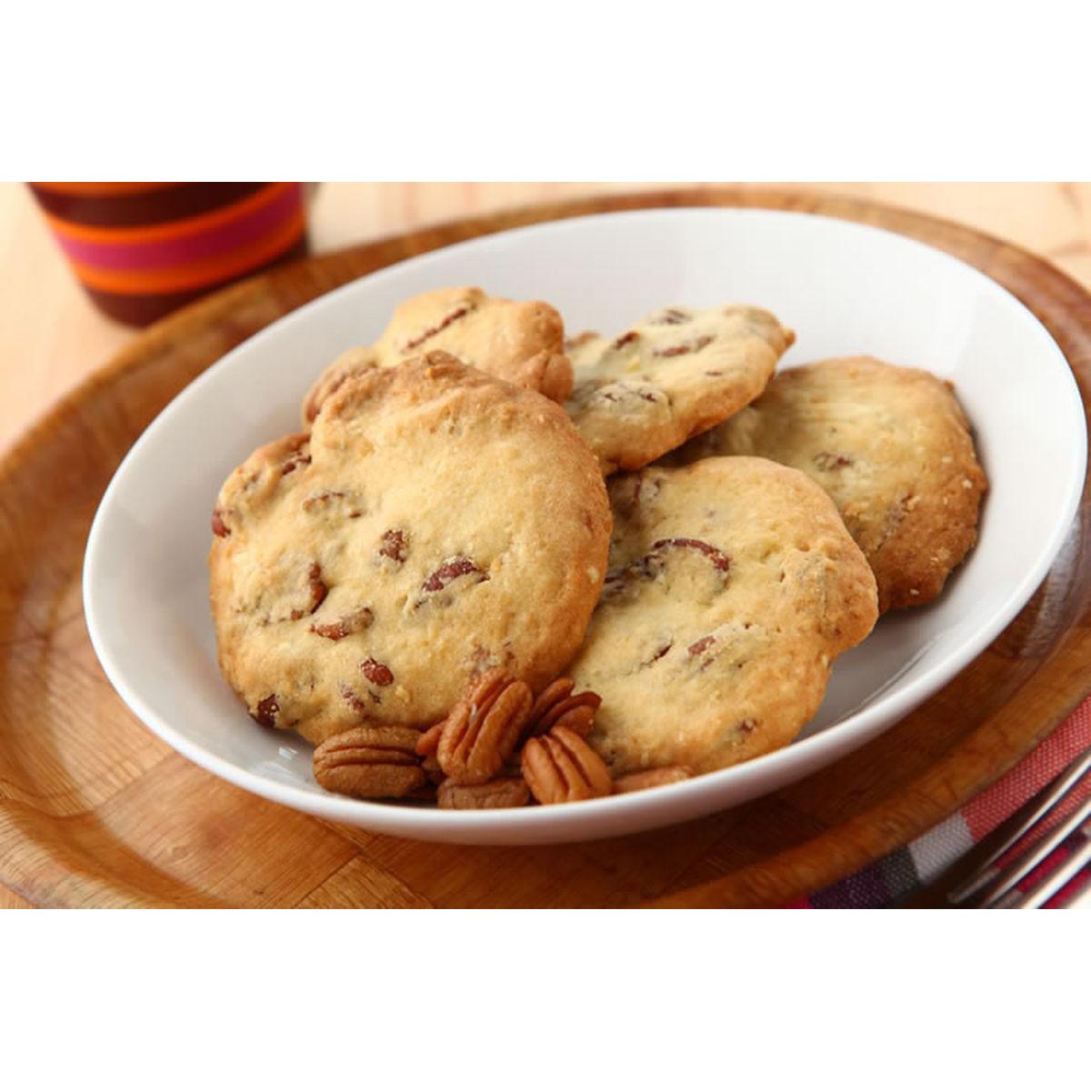 食譜:美式胡桃餅乾