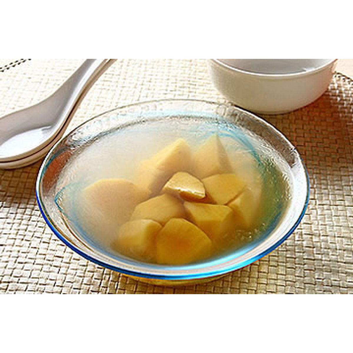 食譜:地瓜糖水