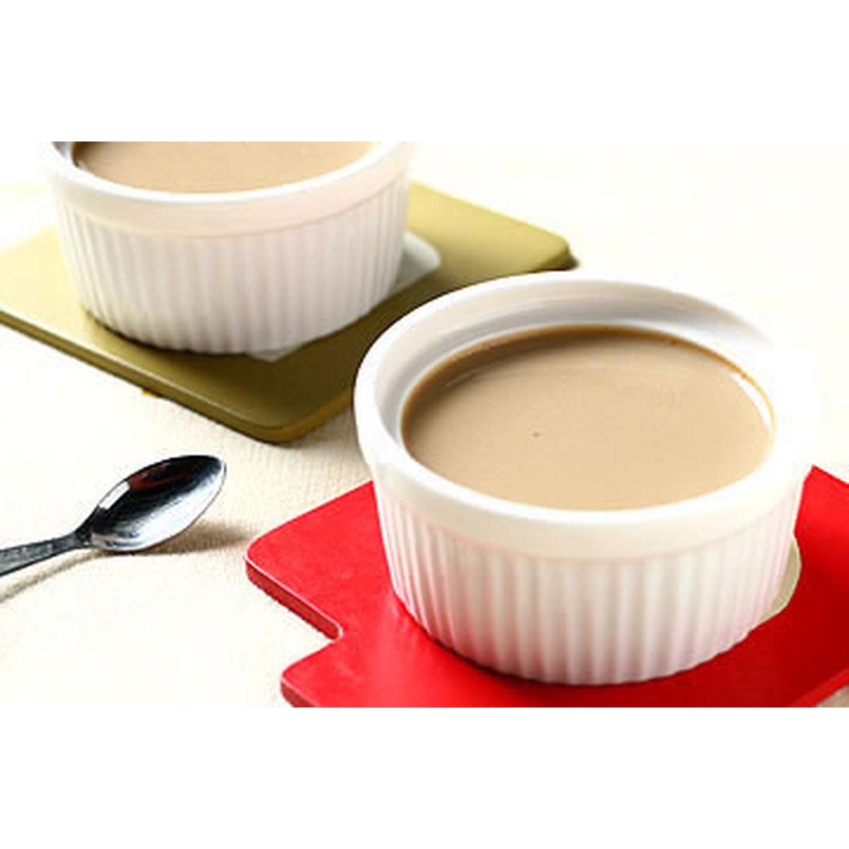 食譜:咖啡布丁(2)