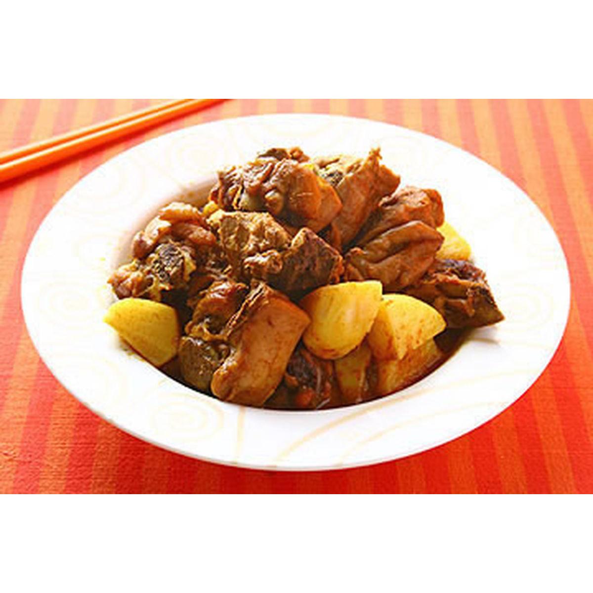 食譜:泰式咖哩雞(1)