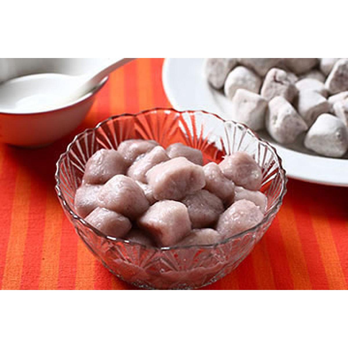 食譜:自己在家做芋圓