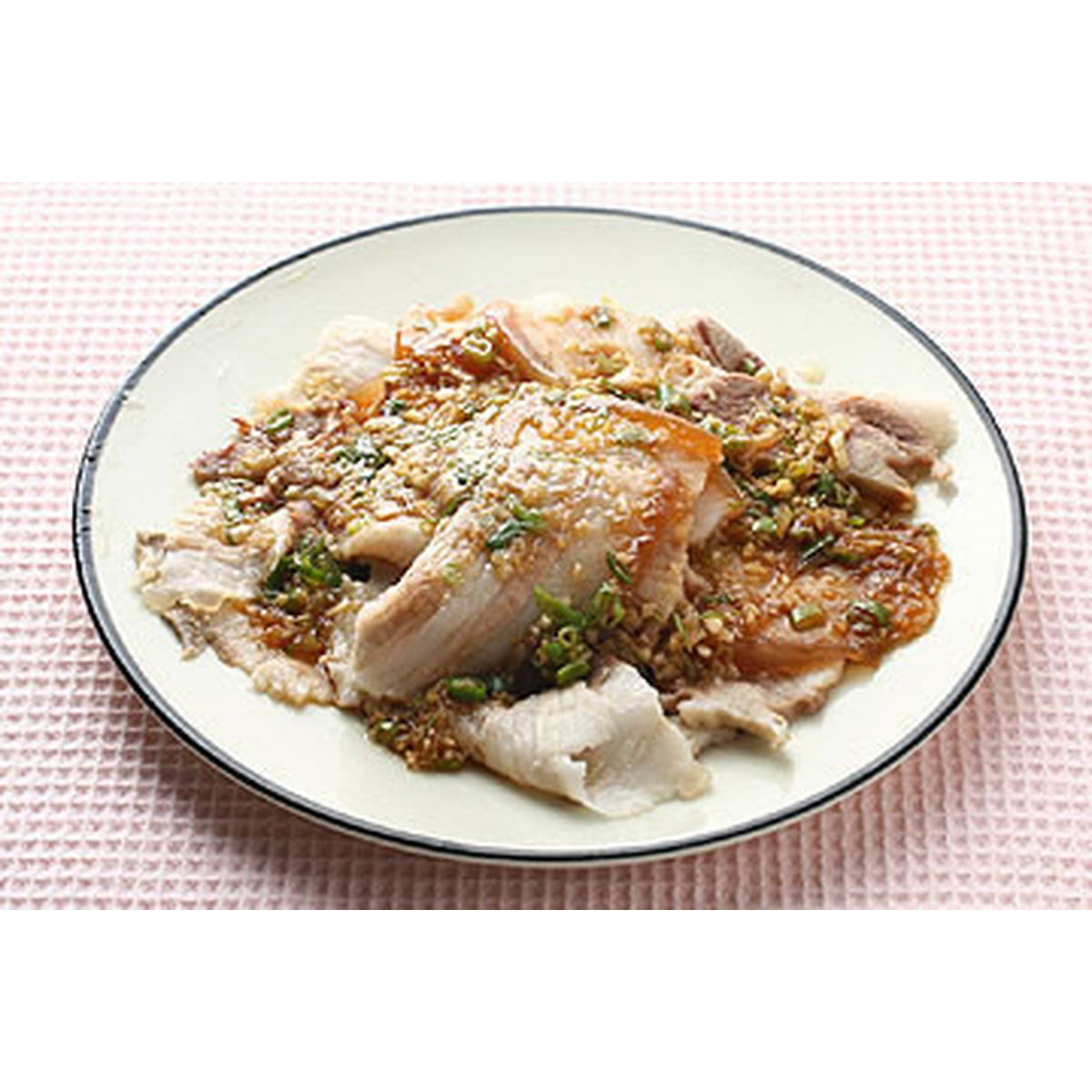 食譜:簡單又美味的白切肉