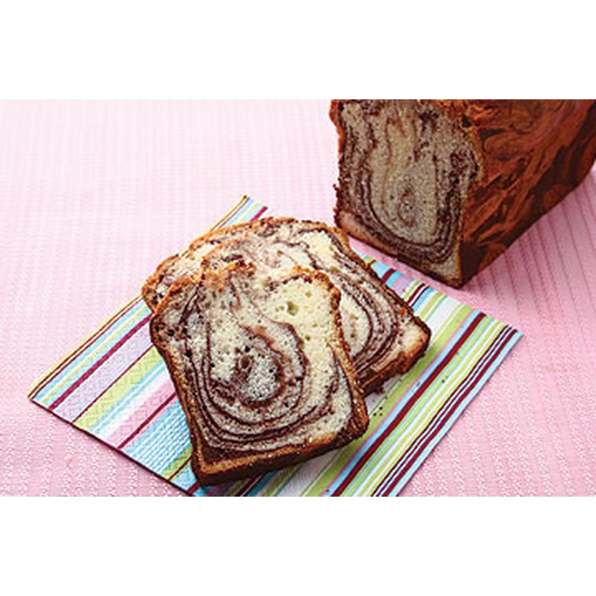 食譜:大理石蛋糕(1)