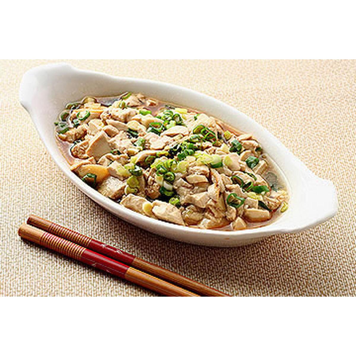 食譜:紅燒嫩豆腐(2)