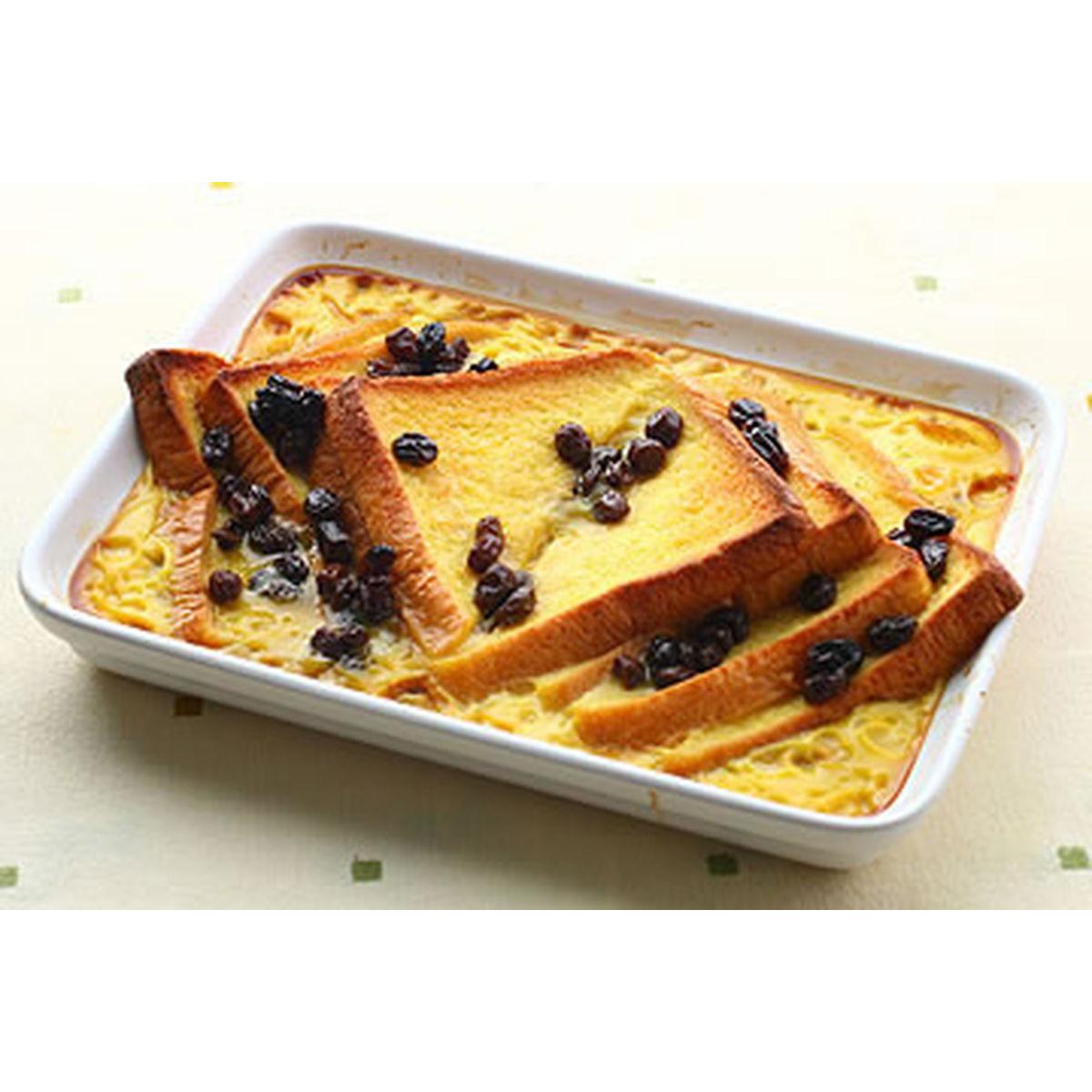 食譜:麵包布丁(2)