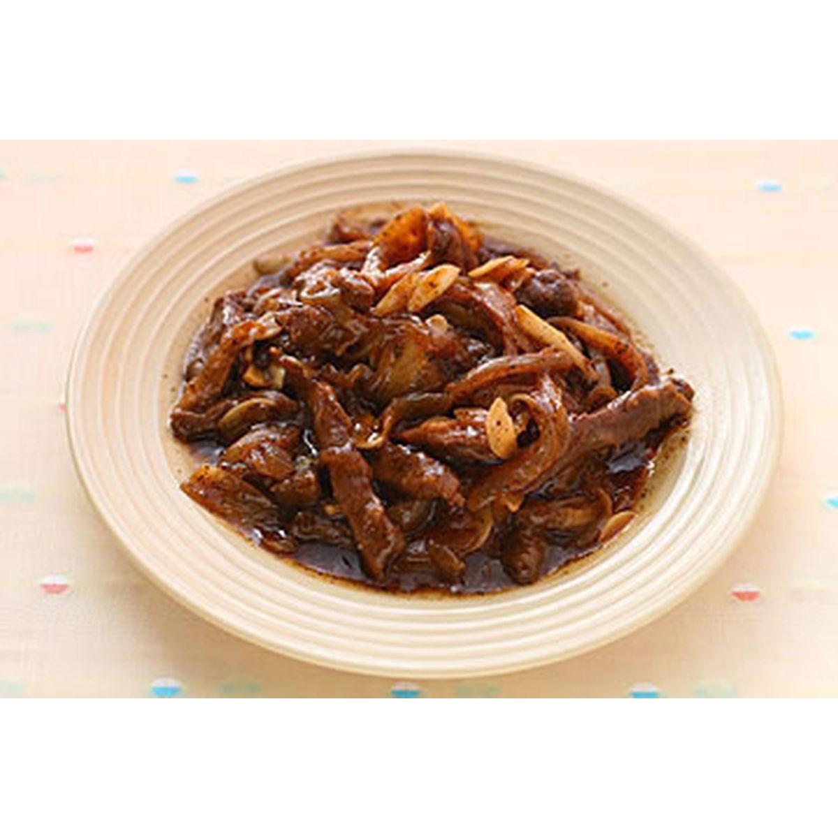 食譜:黑胡椒牛柳的好吃秘訣
