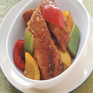 糖醋魚片(7)