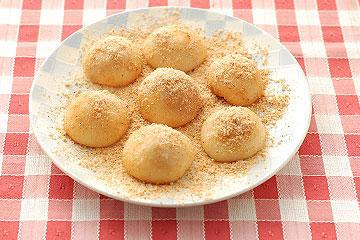 食譜:自己做麻薯