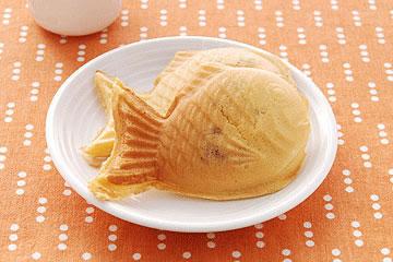 食譜:用鬆餅粉作鯛魚燒