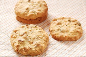 食譜:元氣滿點的精力餅乾