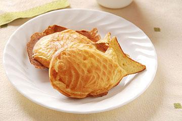 食譜:鯛魚燒布丁