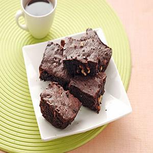 巧克力布朗尼(2)