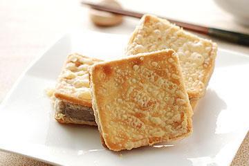 食譜:懷舊風味的芋頭餅