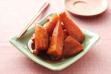 食譜:香Q鬆軟的蜜地瓜