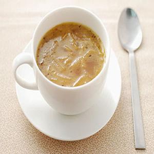 洋蔥濃湯(3)