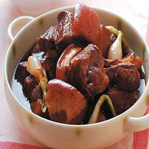 電子鍋煮好吃滷肉