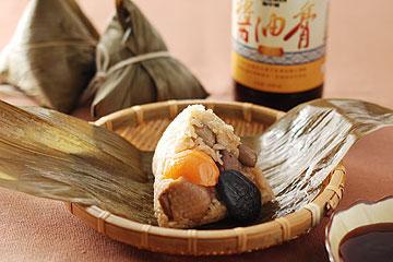 食譜:雞肉粽(北部粽)