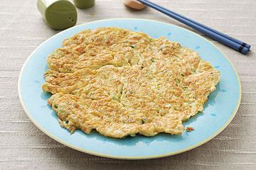 食譜:補充鈣質-吻仔魚炒蛋