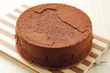 食譜:巧克力海綿蛋糕(2)