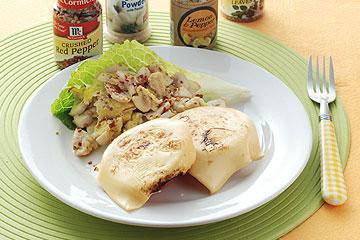 食譜:加州風輕食午餐