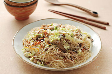 食譜:台式炒米粉(1)