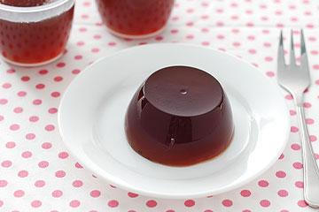 食譜:水果醋凍