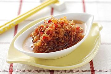 食譜:簡易xo干貝醬