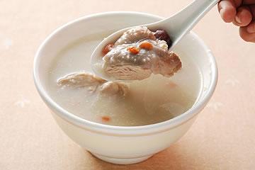 食譜:糙米漿燉雞肉
