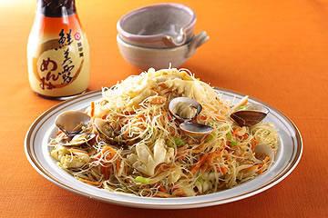 食譜:海上鮮炒米粉