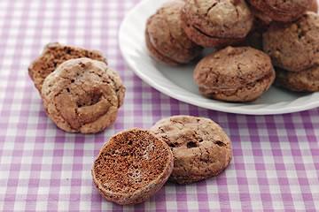 食譜:巧克力手指餅乾