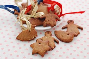 食譜:手工薑餅-溫馨過聖誕
