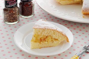 食譜:用鬆餅粉作蘋果波士頓派