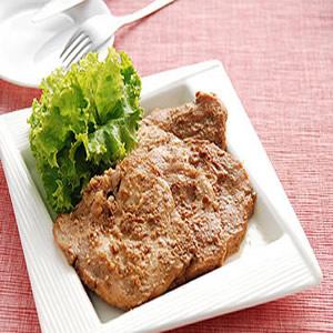 蒜香烤肉排(1)