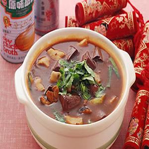 麻辣腸旺鍋(1)