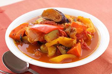 食譜:普羅旺斯燉蔬菜(1)