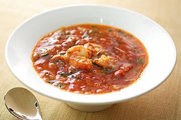 食譜:蕃茄海鮮濃湯