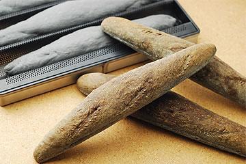 食譜:養生竹炭法國麵包