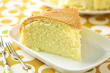 食譜:用電子鍋做蛋糕