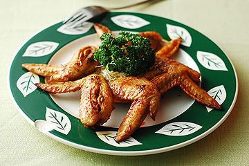 食譜:用生鐵鍋烤墨西哥雞翅