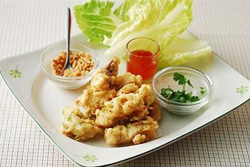 食譜:泰式酥炸魚柳條