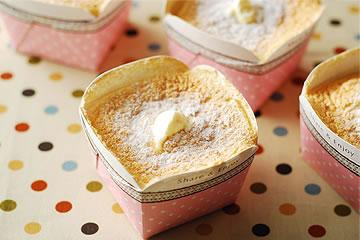 食譜:北海道戚風蛋糕