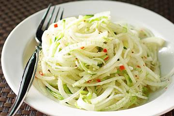 食譜:魚露洋蔥沙拉(1)