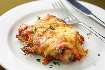 食譜:焗茄汁雞排