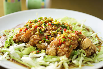 食譜:椒麻雞調味秘方