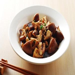 油醋香菇(1)
