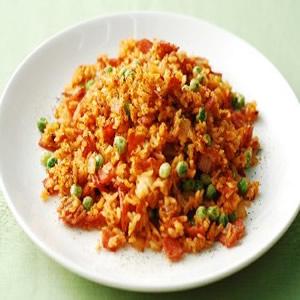 火腿茄汁炒飯的火候秘訣