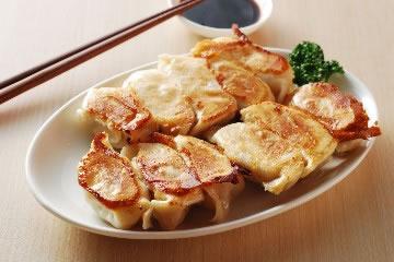 食譜:電鍋做脆皮煎餃