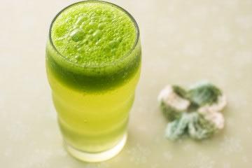 食譜:養生石蓮花汁
