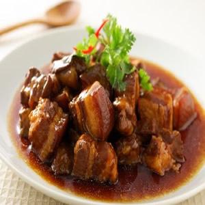 用快鍋便利安全煮滷肉